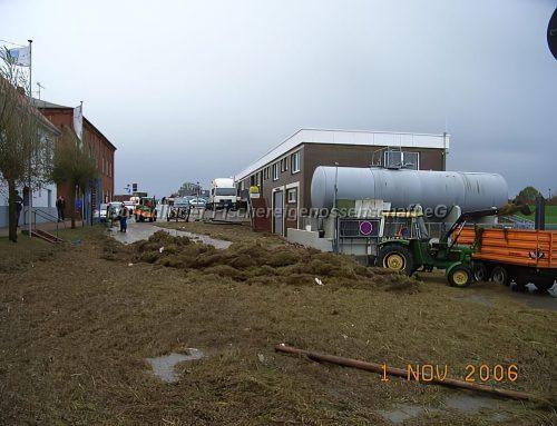 Fotogalerie Sturmflut 2006 Teil 2